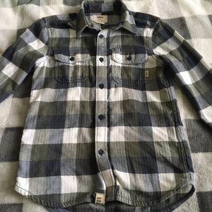 B2G1! Vans Boys Size Small Flannel